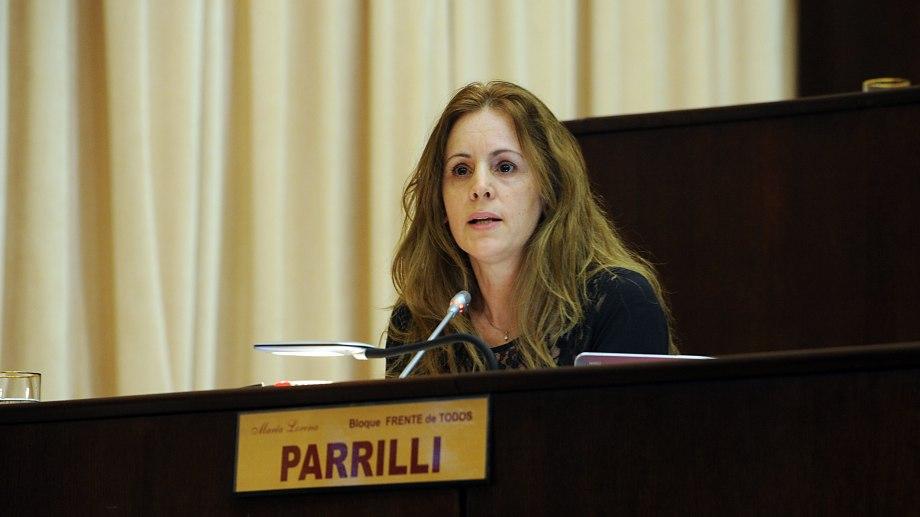 La legisladora integra el bloque del Frente de Todos en la provincia. Foto: archivo.
