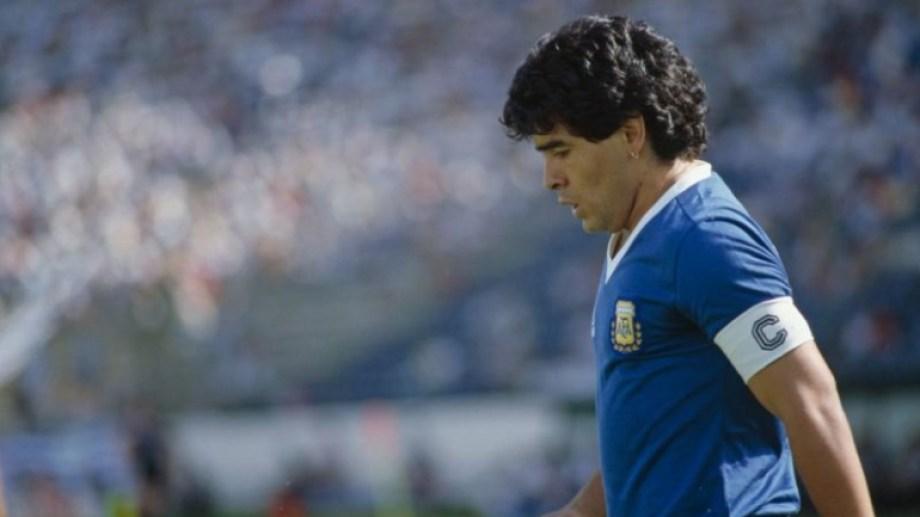 El futbolista tuvo múltiples facetas.-