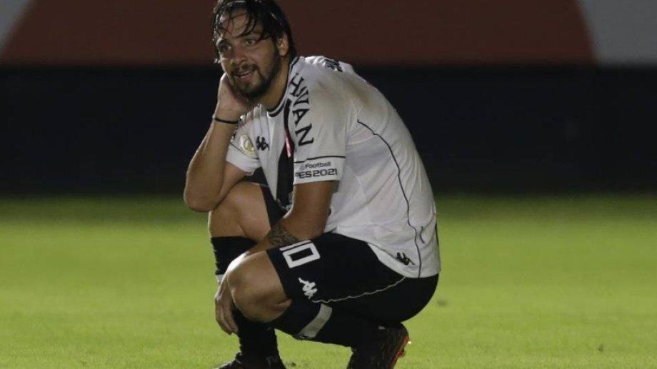 Martín Benítez usó la 10 en el equipo que bajó de categoría.