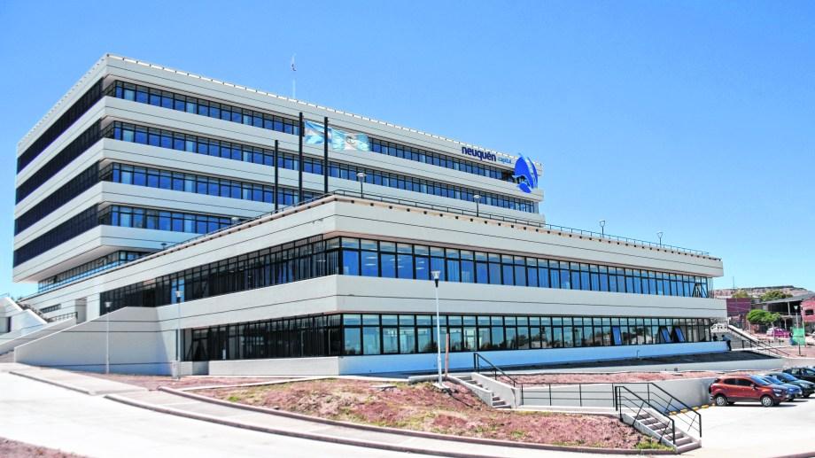 La nueva sede del gobierno municipal tiene una vista privilegiada de toda la ciudad. (FOTO: Florencia Salto)