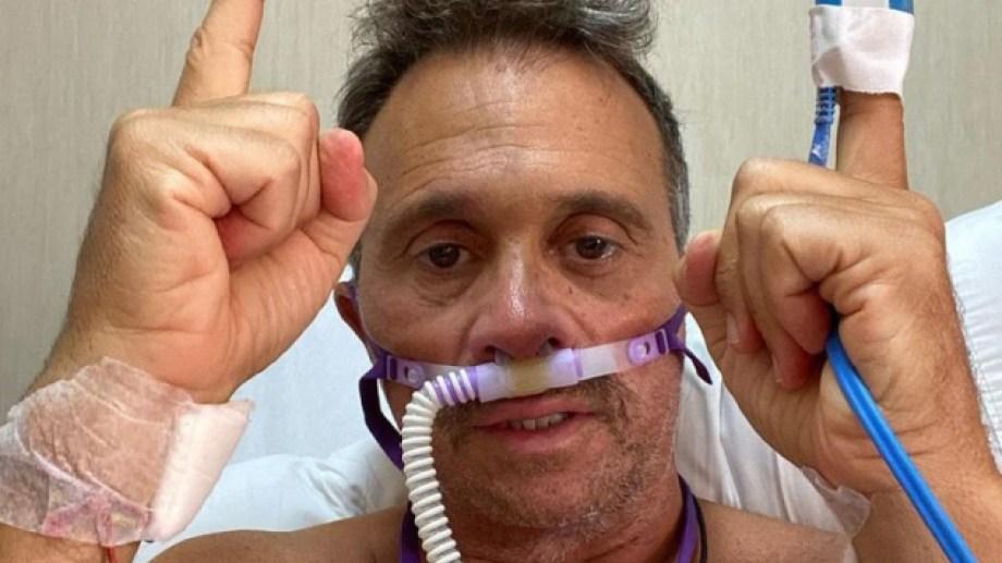 El periodista Sergio Lapegüe publicó una carta abierta tras 17 días de internación por coronavirus.