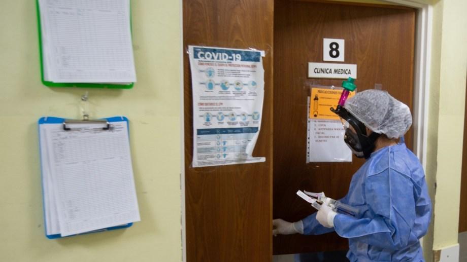 Río Negro pasó los 63 mil casos de coronavirus desde que comenzó la pandemia. (Foto: Juan Thomes)