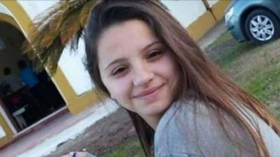 La joven de 18 años asesinada por un policía en Rojas.