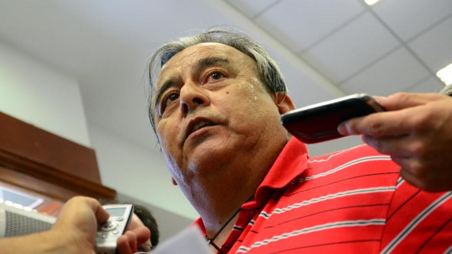 Alejandro Gatica fue condenado por el manejo irregular del Fondo de Viviendas de APEL, durante el 2010 y el 2014. Foto: Marcelo Ochoa.