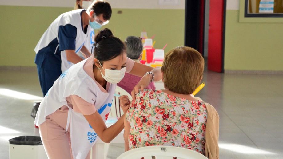 La letalidad entre las personas con discapacidad que contraen coronavirus es 5% más alta. Foto archivo : Marcelo Ochoa