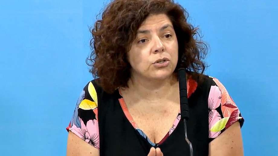 Carla Vizzotti fue la elegida para suceder a Ginés González García.