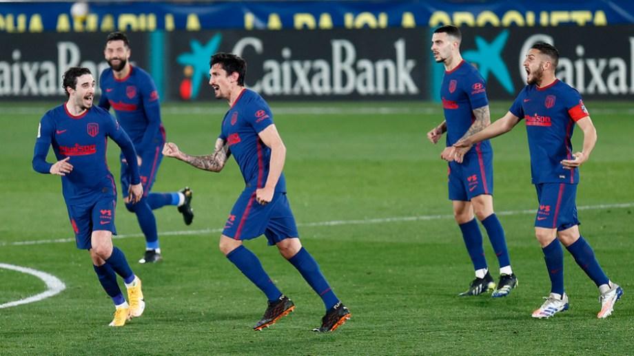 El equipo del Cholo sumó de a 3 tras dos empates seguidos.