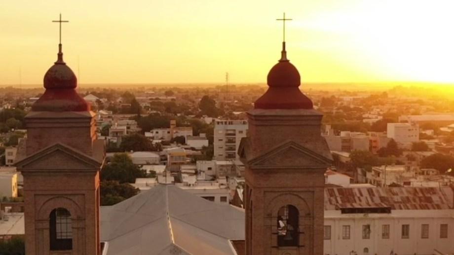 Viedma se prepara para contarte la Misión Salesiana en la Patagonia. Foto y fuente: Turismo Viedma.