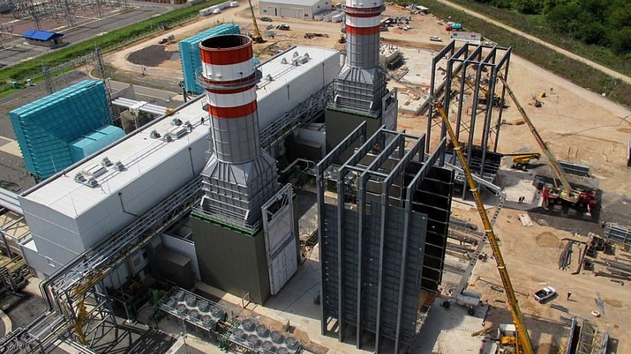 La baja producción de gas obligó a las centrales a utilizar combustibles más contaminantes. (Foto: gentileza)