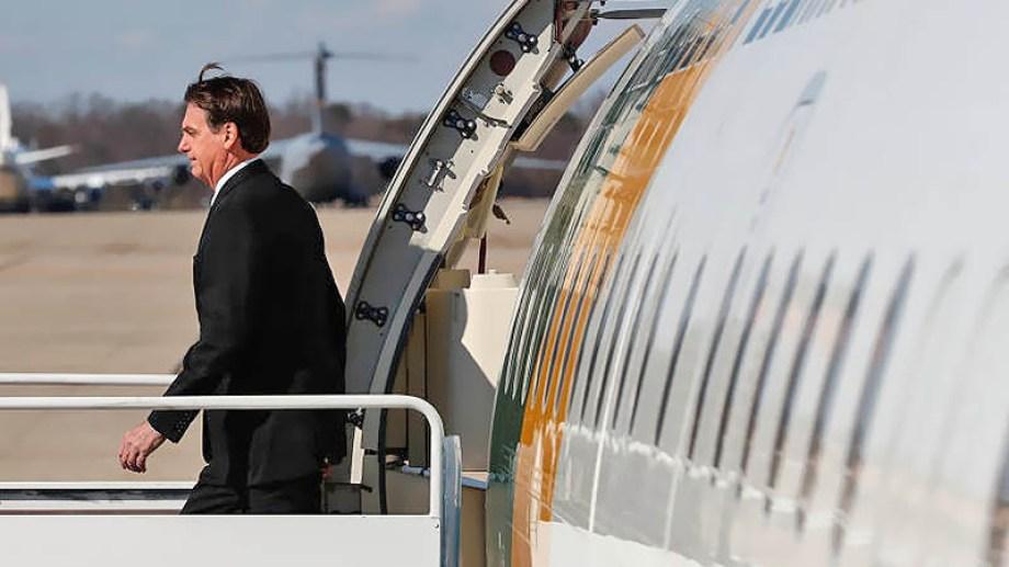 El presidente de Brasil llegará al país el 26 de marzo.