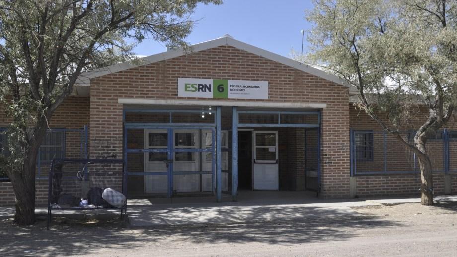 A la ESRN 6 asisten unos 400 alumnos. Foto: José Mellado.