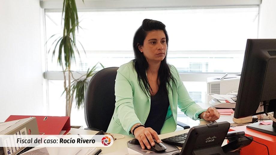 Fiscal de Rincón de los Sauces, Rocío Rivero (Gentileza MPF)
