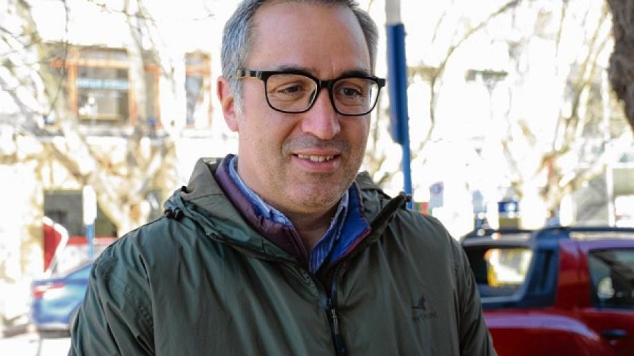 Francisco Sánchez es diputado nacional por Neuquén. (Foto: archivo Mauro Pérez)