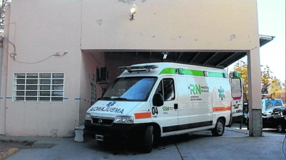 Uno de los allanamientos fue en el hospital de Catriel.