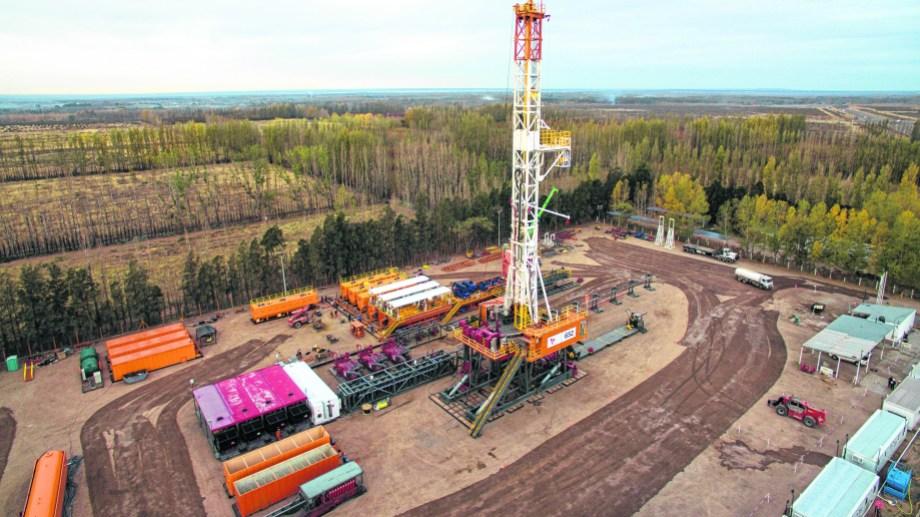 La producción  de petróleo de Vaca Muerta batió durante dos meses consecutivos sus máximos niveles.