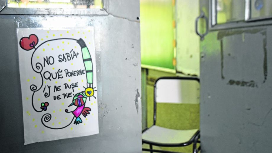"""Se piensa en un regreso """"focalizado""""a las aulas en Neuquén. (archivo Florencia Salto).-"""