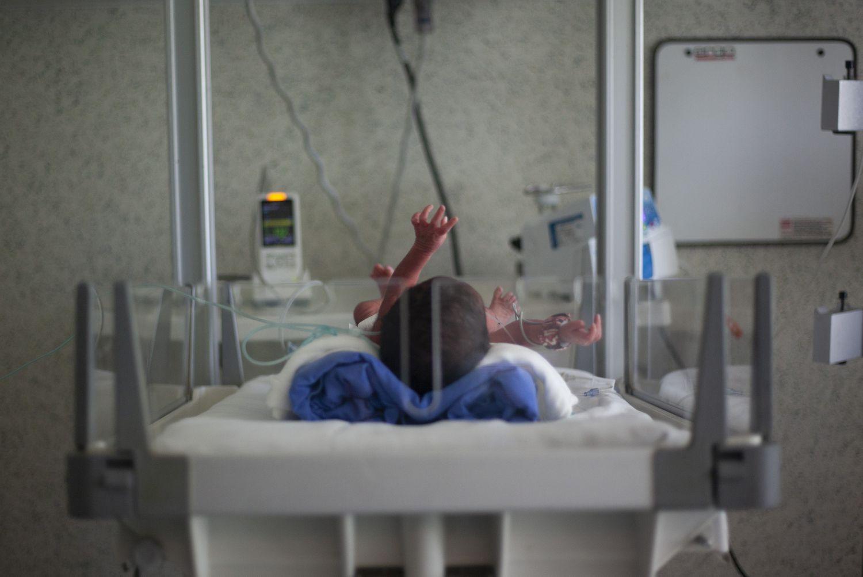 Nació en México un bebé con anticuerpos contra la covid-19