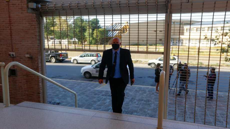 El fiscal Garrido recibió el informe de la autopsia y confirmó que pedirá para mañana la audiencia de formulación de cargos por el femicidio.