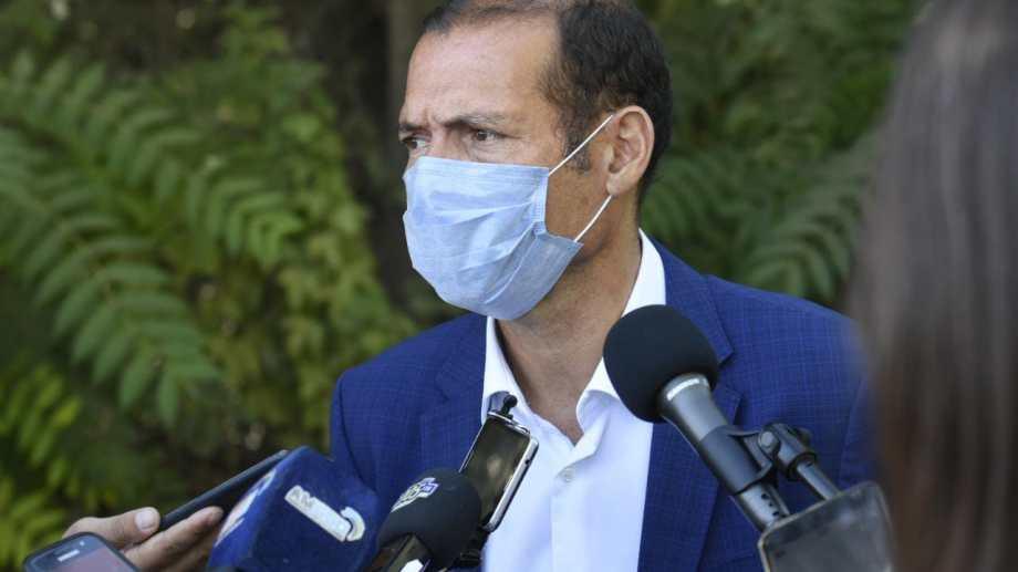 Por decreto, Gutiérrez congeló su salario y el de su gabinete. Foto: archivo Florencia Salto.