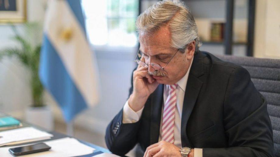 """Alberto Fernández: """"las restricciones son muy necesarias"""""""