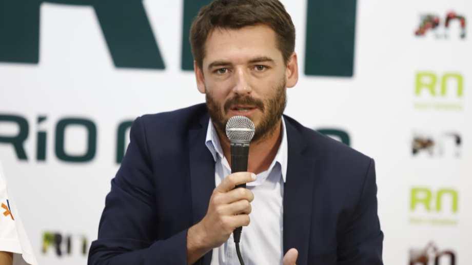 El ministro Rodrigo Buteler está aislado y fue positivo de Covid.
