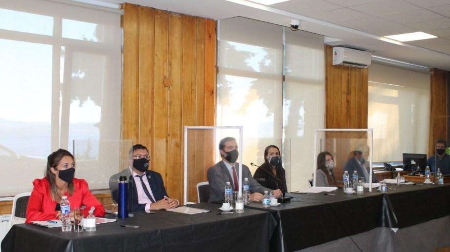 El cambio de representantes de la Legislatura en la Magistratura suma un problema al jury a Erika Fontela. Archivo