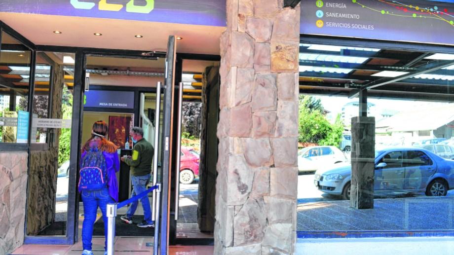 El municipio de Bariloche acumuló 52 millones de deuda con la CEB. Foto: archivo