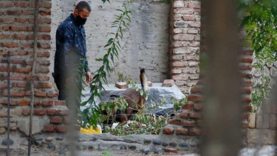 Horas después de la desaparición de Videla allanaron la casa del acusado. Encontraron rastros de sangre que ya fueron enviadas para su cotejo. (foto: Juan Thomes)