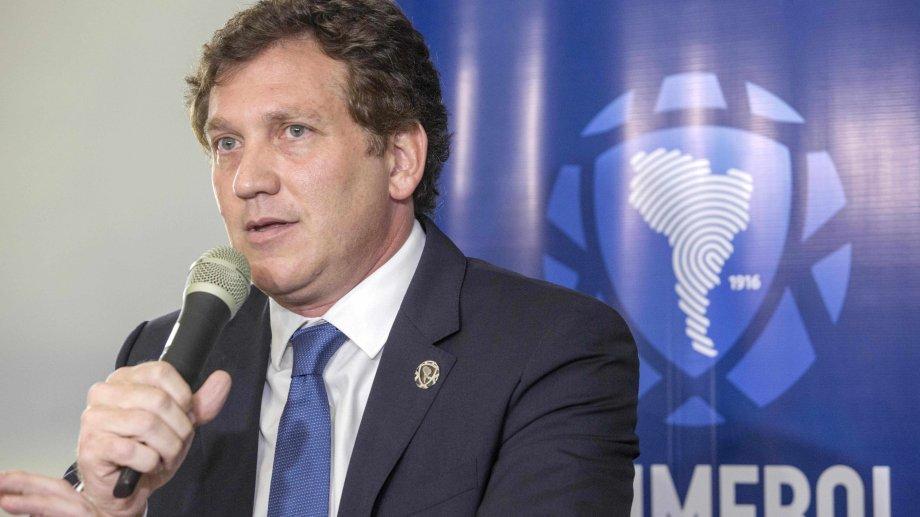 Alejandro Domínguez, presidente de Conmebol, formó parte de la decisión.