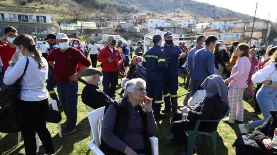 Aseguran que el sismo no provocó grandes problemas en Grecia. (Gentileza).-