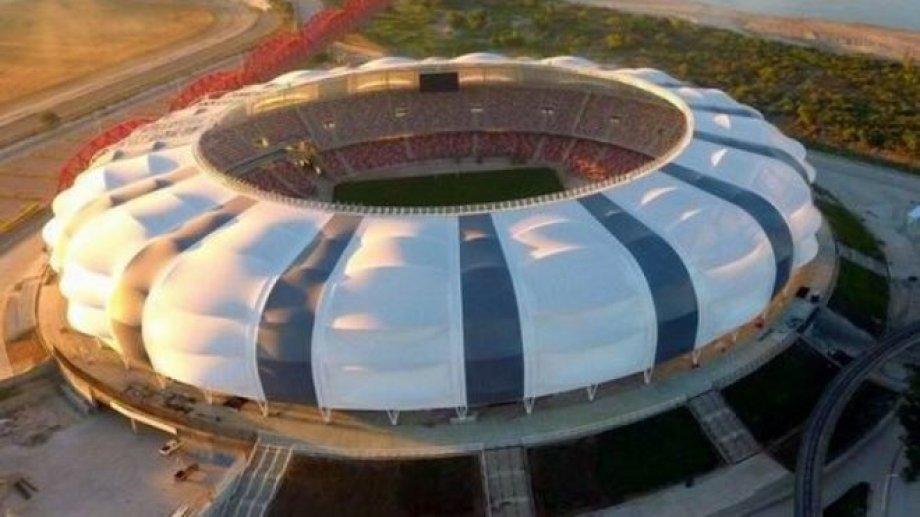 Imágenes imponentes del Estadio Único de Santiago del Estero.