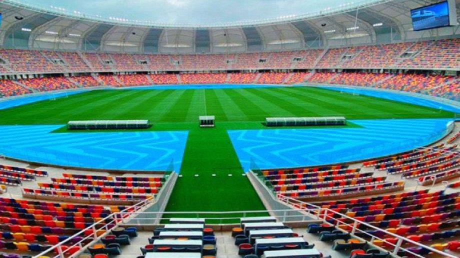 Imágenes imponentes del Estadio Único de Santiago del Estero por dentro.