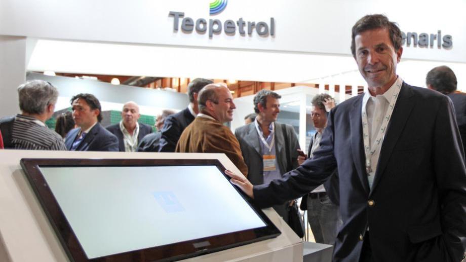 Markous será desde el 1 de abril el nuevo CEO de Tecpetrol.