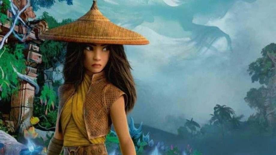 El filme se sitúa en el reino fantástico de Kumandra, inspirado en las culturas del sudeste asiático, donde las personas convivían en armonía con los dragones.