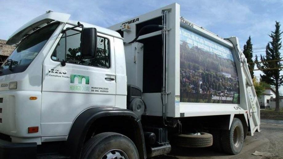Este sábado comenzará una nueva campaña de recolección de residuos no domiciliarios. (Foto Néstor Salas)