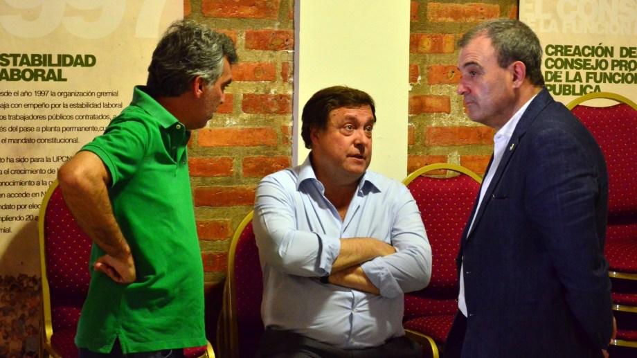 La reunión de Juntos del próximo sábado se cumplirá en Cipolletti y ya tiene la nómina de convocados. Foto Marcelo Ochoa