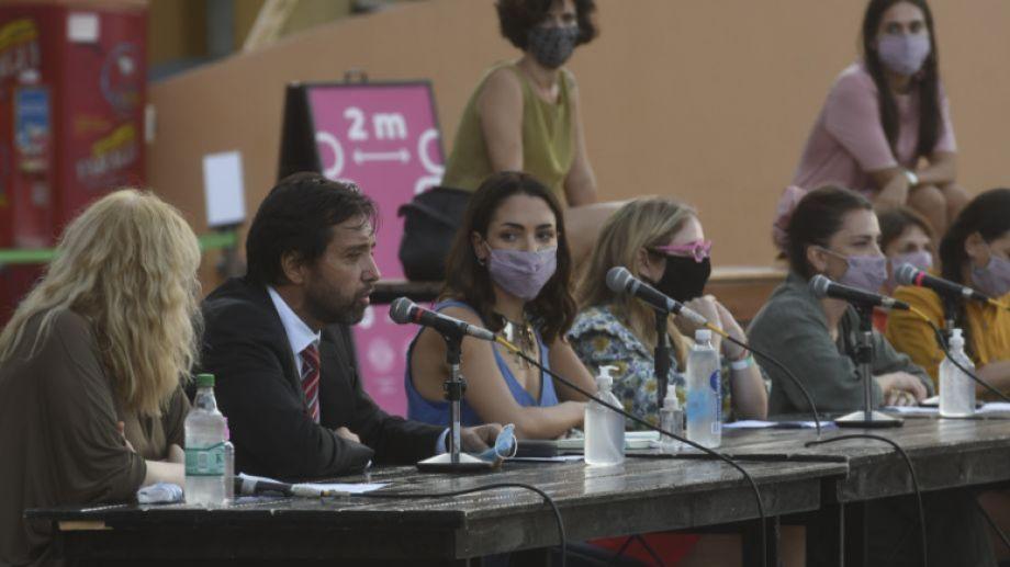 Ahora el juez interviniente debe resolver si abre o no el proceso para enfrentar un juicio en el vecino país. Foto: Raúl  Ferrari para Télam.