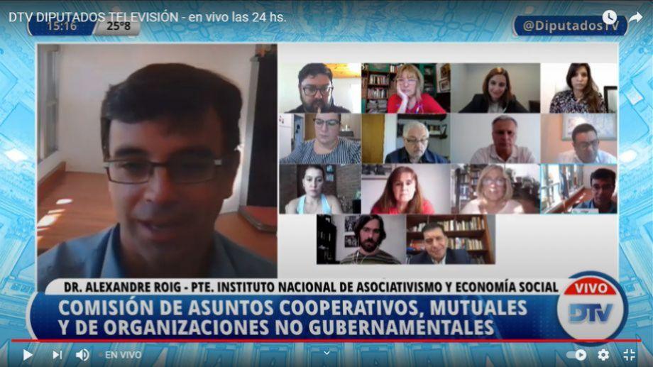 La comisión está integrada por la rionegrina Lorena Matzen (UCR), Juan Carlos Alderete (FDT) y Nicolás Del Caño (Izq), entre otros.-