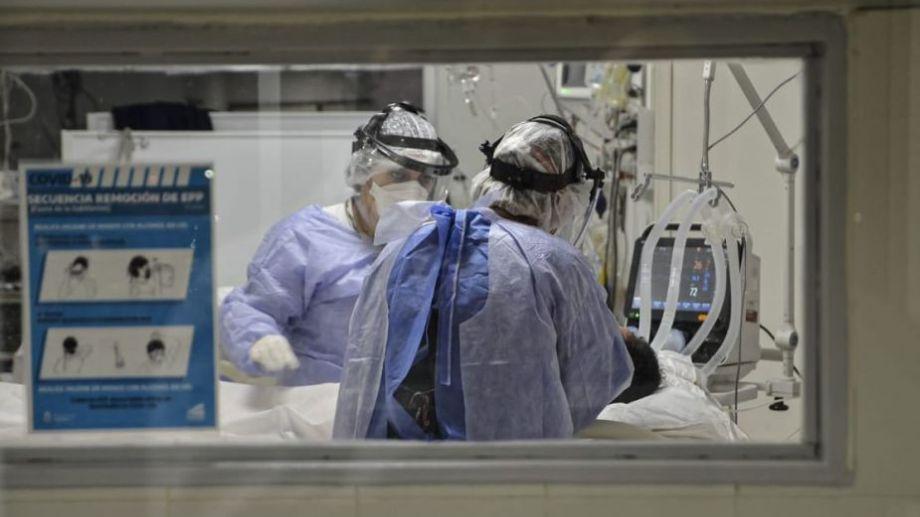 Es clave mantener los cuidados para evitar la propagación del virus, en todo el país. Foto: ministerio de Salud.-