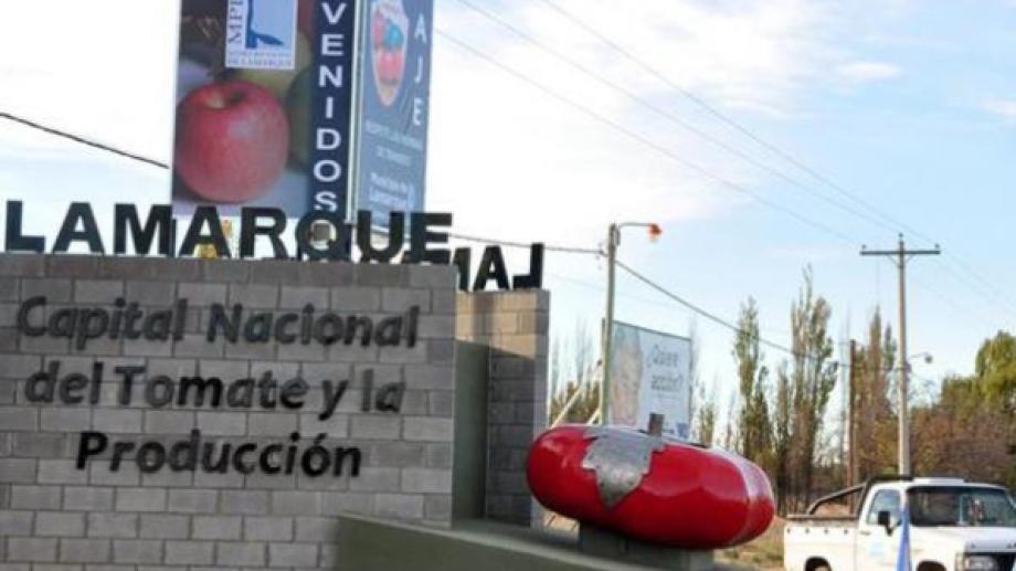 El municipal de Lamarque es el único acusado por el homicidio del niño. (Archivo).-