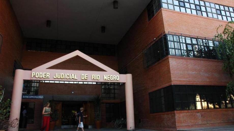 El Consejo de la Magistratura debate dos vacantes en el STJ de Río Negro. Archivo