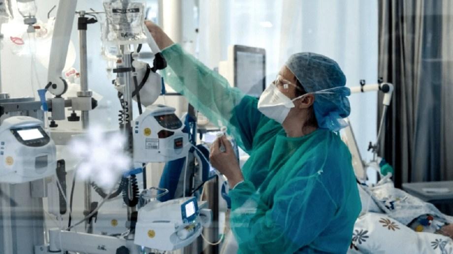 La Terapia Intensiva del hospital de Bariloche tiene hoy un solo paciente. Foto: archivo