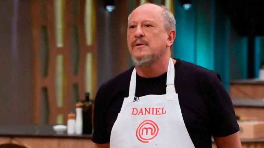 Daniel Aráoz, nuevo eliminado de MasterChef.