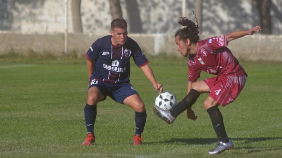 Círculo Italiano logró su primer triunfo contra Argentinos del Norte (Foto: Emiliana Cantera).