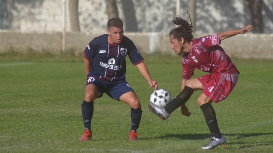 Círculo Italiano logró su primer triunfo contra Argentinos del Norte (Foto: Emiliana Cantera)