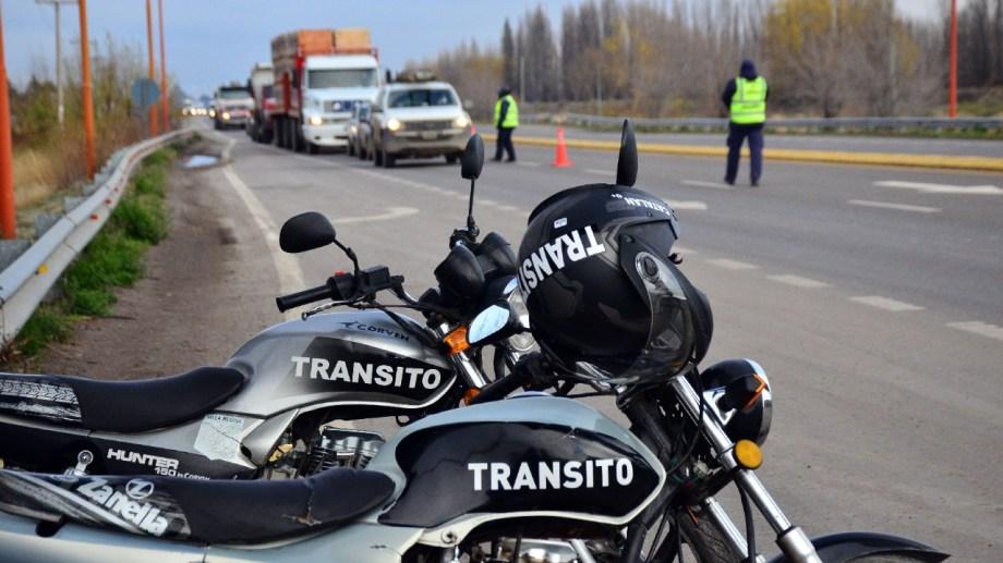El municipio de Regina podrá instalar radares para controlar la velocidad en las calles de la ciudad. (Foto Néstor Salas)