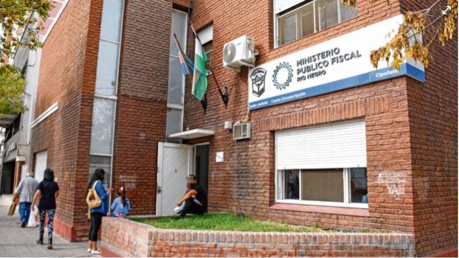 El Ministerio Público de Cipolletti  pidió la culpabilidad del acusado. (Archivo)