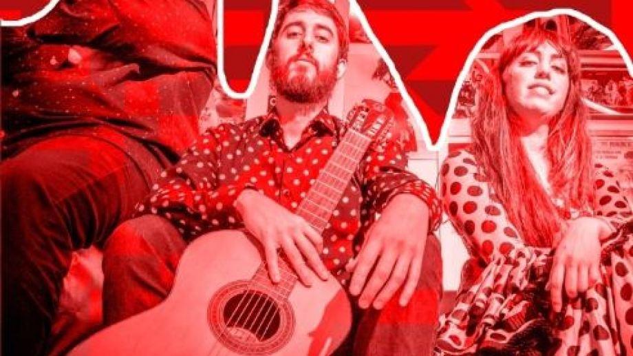 La Farruca, desde Neuquén. Flamenco y baile en vivo, el viernes en sala principal.
