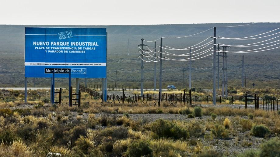 El Municipio avanza en el proceso de licitación para abastecer al predio de 500 hectáreas.
