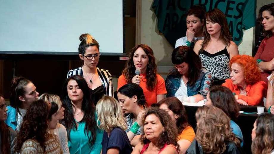 De la conferencia participarán Actrices Argentinas y Amnistía Internacional.